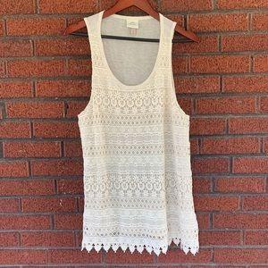Knox Rose Crochet Boho Tank